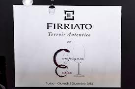 3 Dicembre - Sicily secondo FIRRIATO